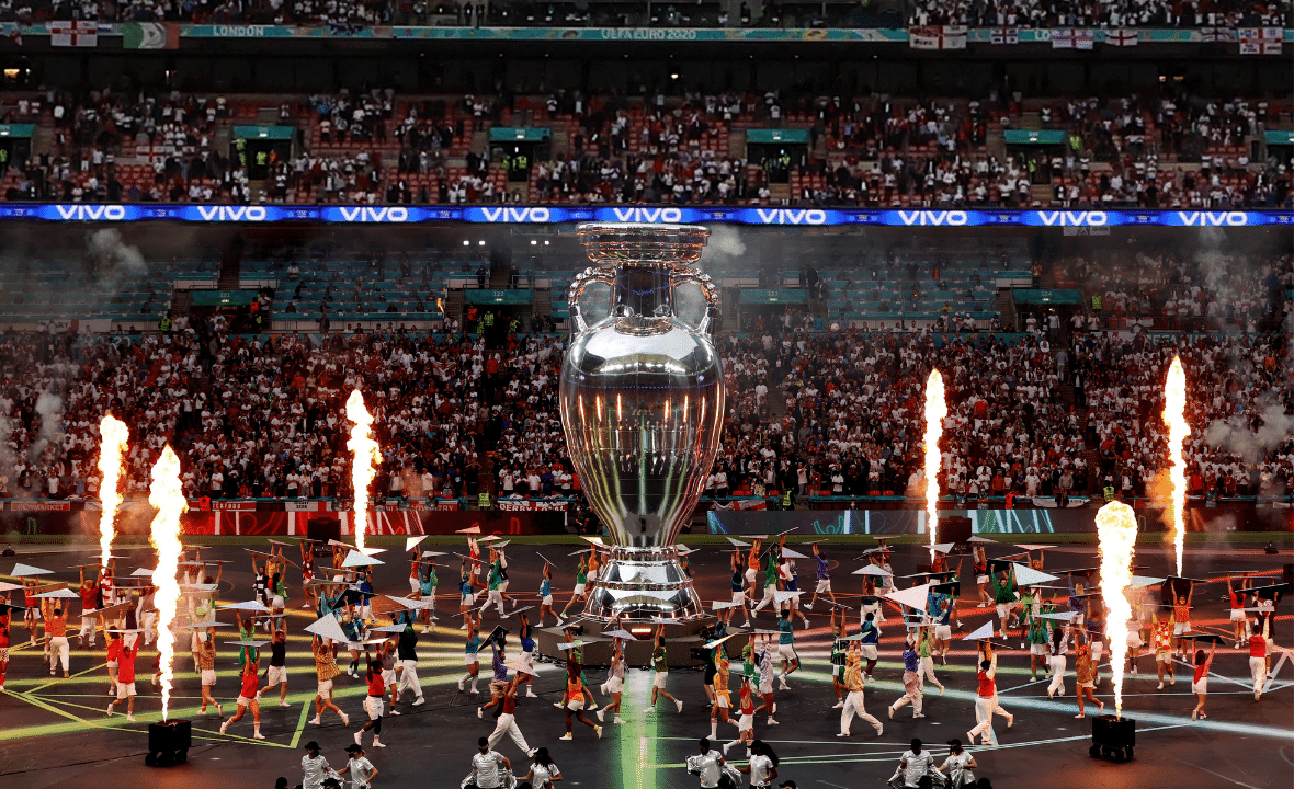 The Beautiful Moments of UEFA EURO 2020™ Made Magical by vivo