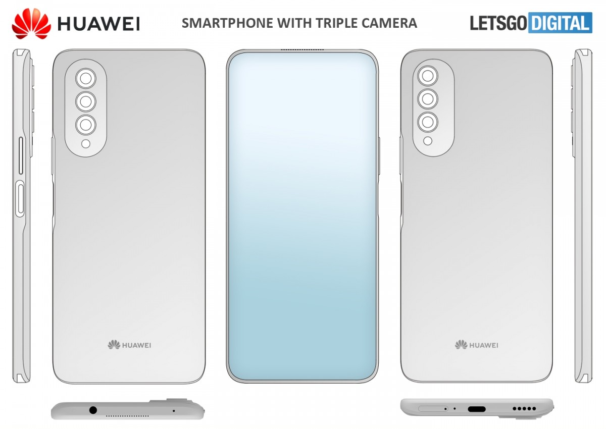 Huawei is Making a Phone With Under Display Selfie Camera