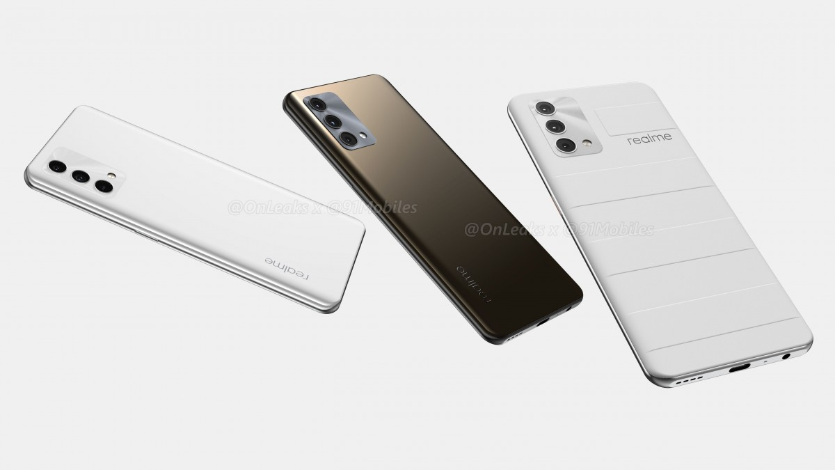 Realme GT Master Edition Appears in a Detailed Leak