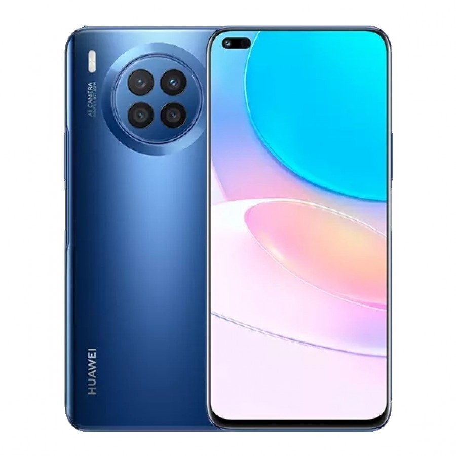 Huawei Nova 8i Launched with 64MP Quad Cameras and 66W Charging