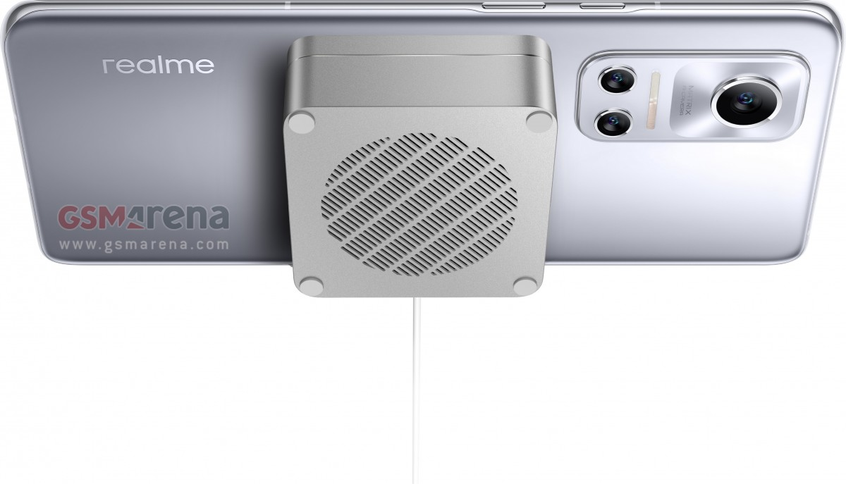 Realme Flash Will be The First Android Phone With Magnetic Wireless Charging