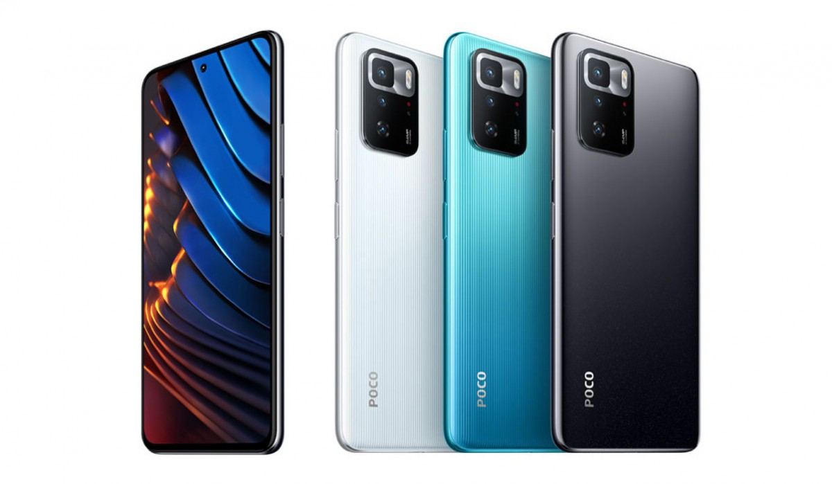 Chinese Redmi Note 10 Pro Goes Global as Poco X3 GT