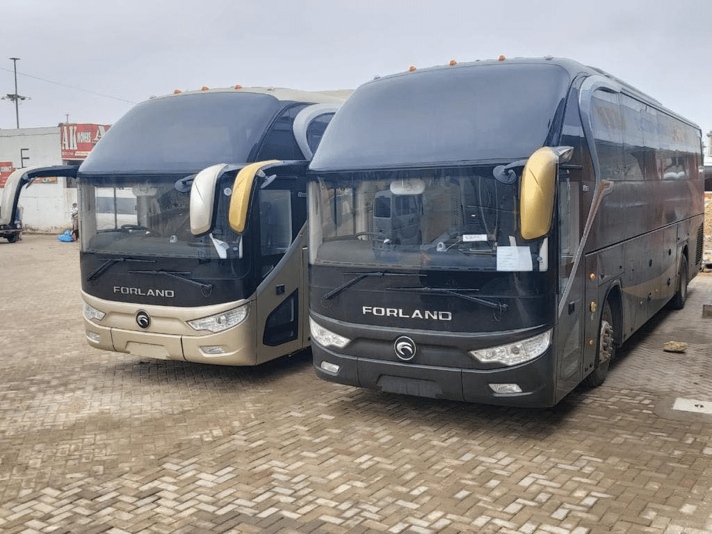 JW Forland Launches a Fleet of Buses in Pakistan