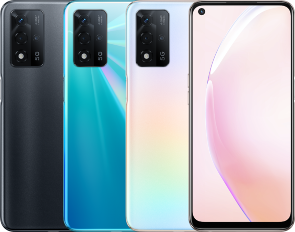 Oppo A93s Launched With 90Hz Display, Dimensity 700, and 5,000 mAh Battery