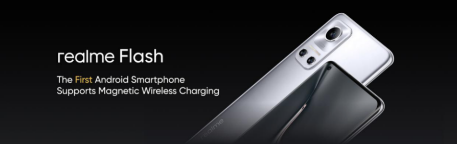 realme Launches World's Fastest Magnetic Wireless Charging MagDart, Being the Industry Pioneer to Build a Magnetic Ecosystem