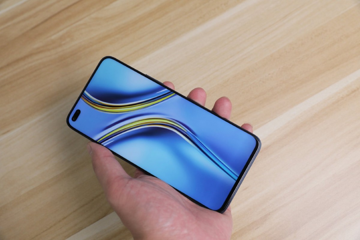 Honor X20 Appears in Live Images
