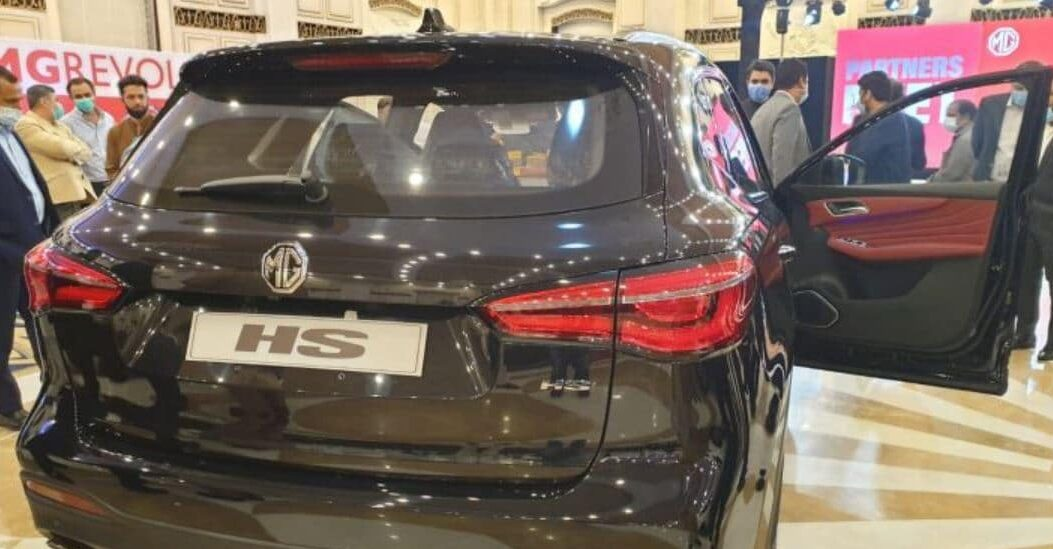 MG Reveals Locally Assembled Variant of HS SUV
