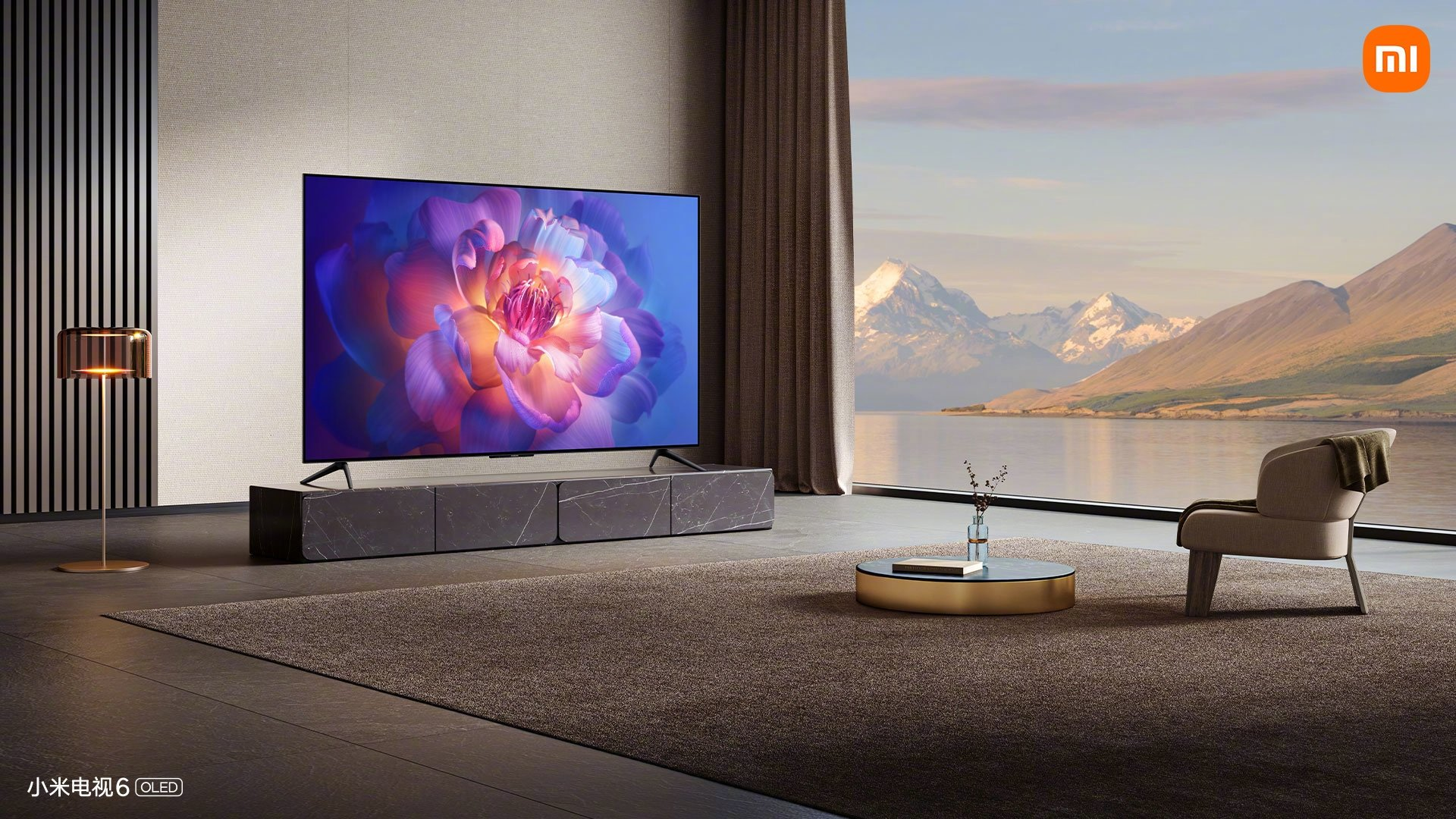 Xiaomi Mi TV 6 OLED Announced With Smaller Bezels and Thinner Frame