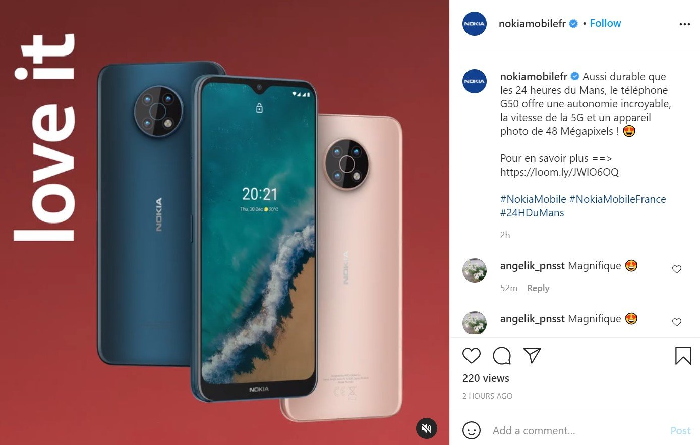 Nokia G50 5G Official Images And Specs Leaked
