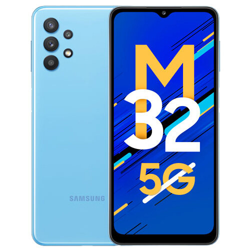 Samsung Galaxy M32 5G Launched With Dimensity 720 and 48MP Rear Camera