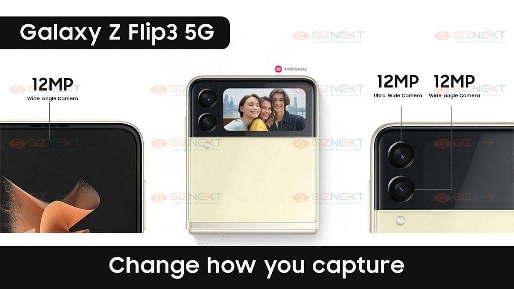 All You Need to Know About Samsung Galaxy Z Flip 3 [Image+Specs]