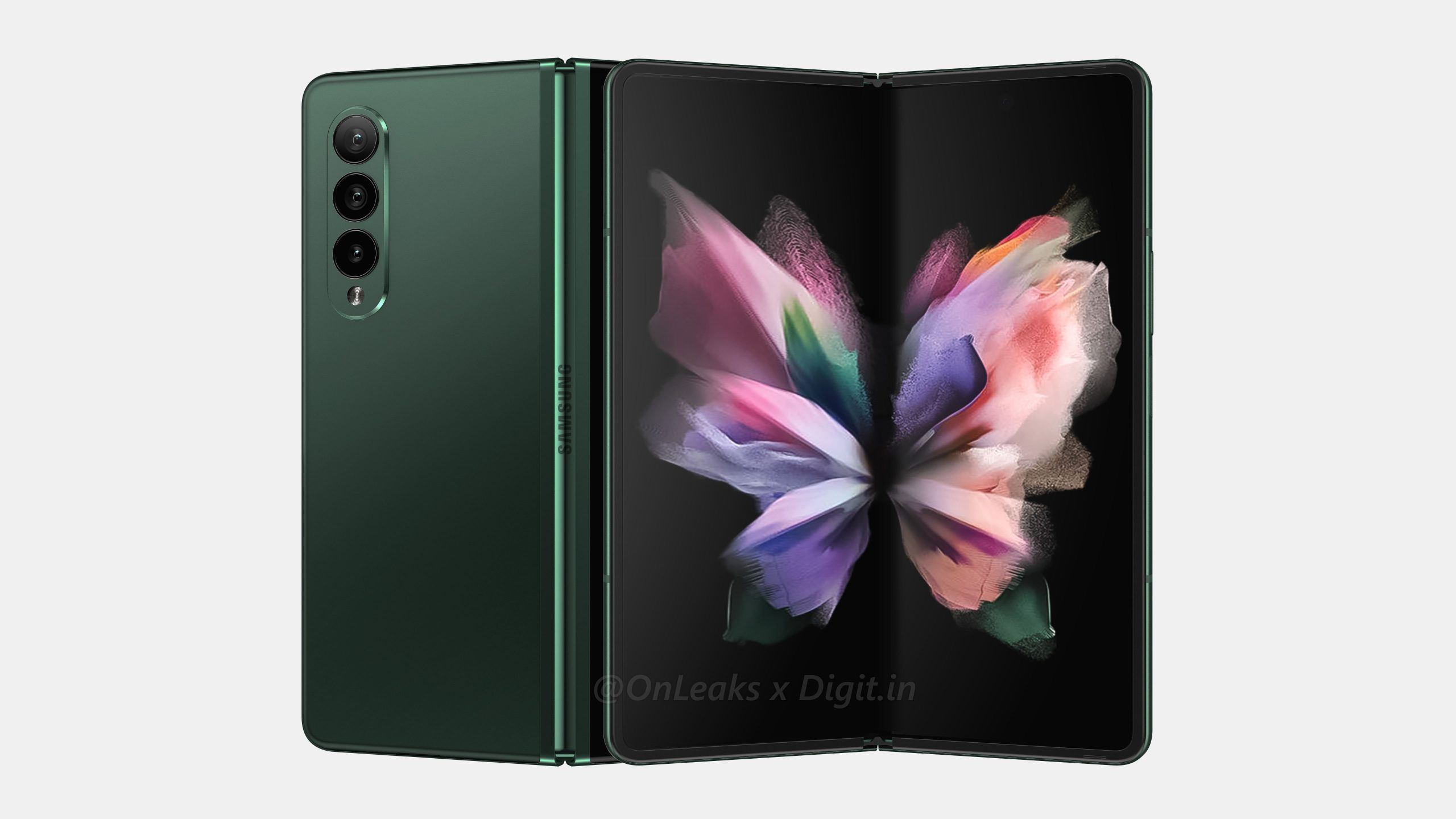 Samsung Galaxy Z Fold 3 Announced With S-Pen Support and IPX8 Water Resistance