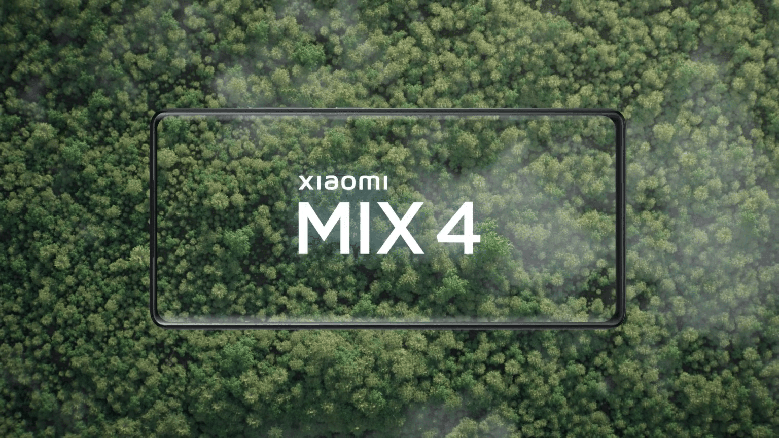 Xiaomi Mi Mix 4 Full Specifications Revealed Ahead of Launch