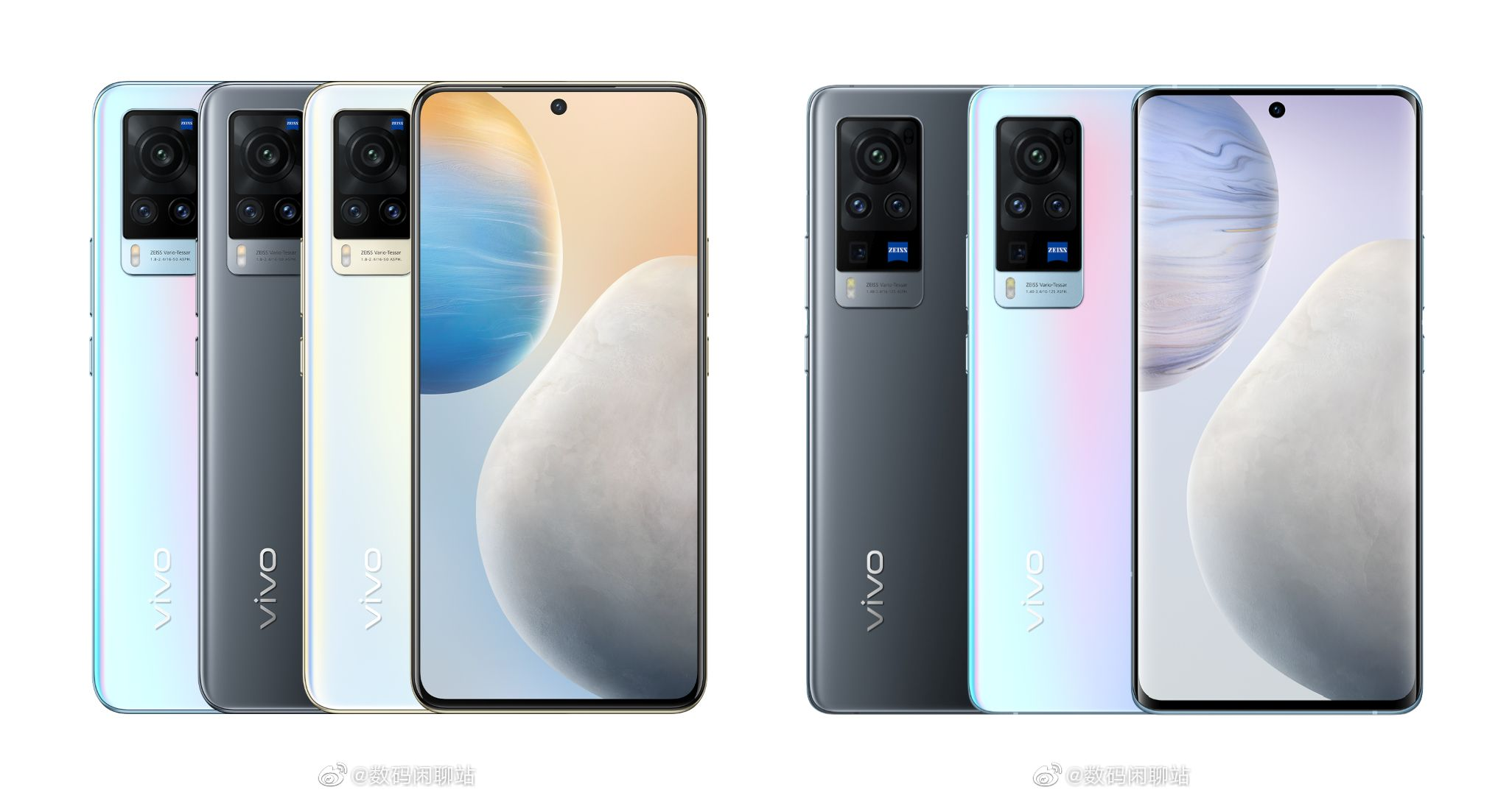 Vivo X70 and X70 Pro Expected to Launch With Different Chipsets in Different Markets