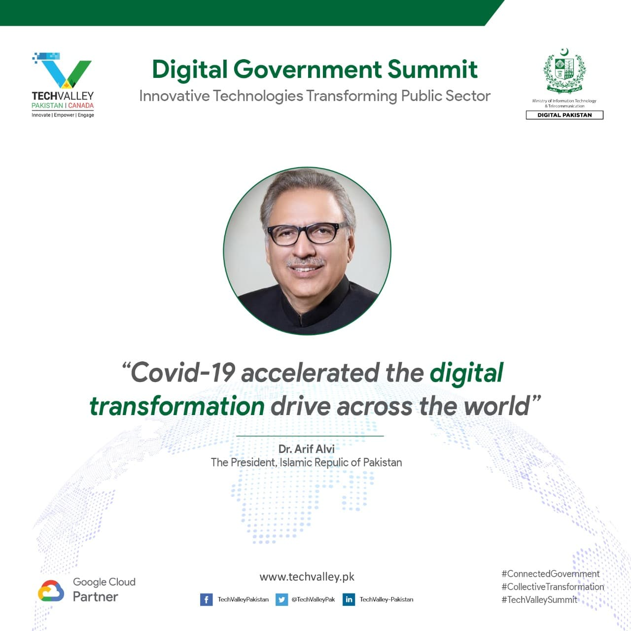 Digital Government Summit — Innovative Technologies Transforming Public Sector with Google