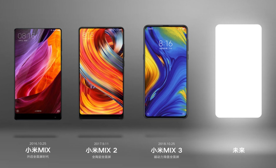 Xiaomi Mi Mix 4 Expected to Launch This Month With MIUI 12.5