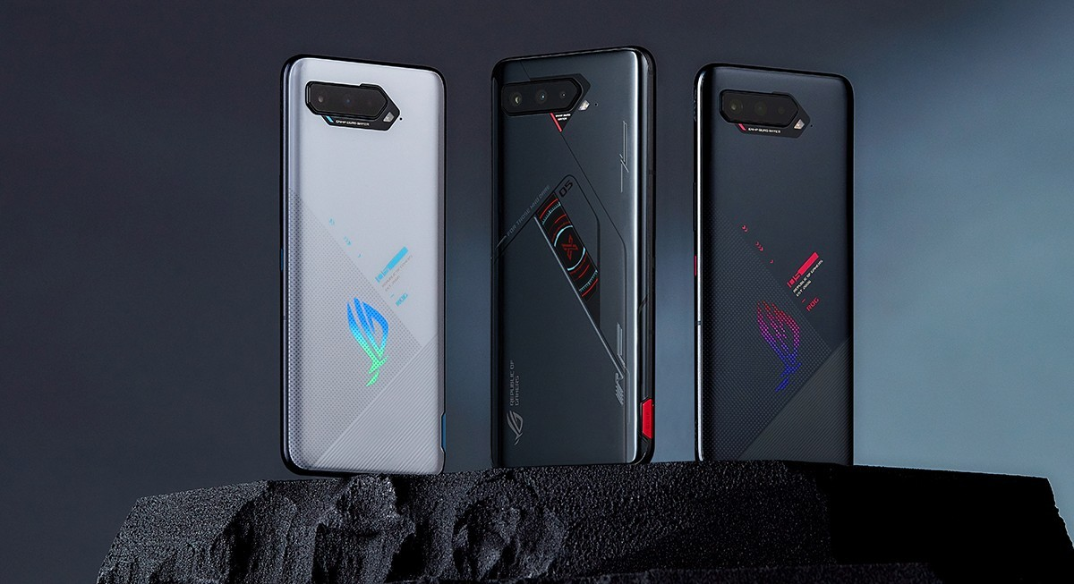 Asus ROG Phone 5s and 5s Pro Launched with SD888+ and Better Displays