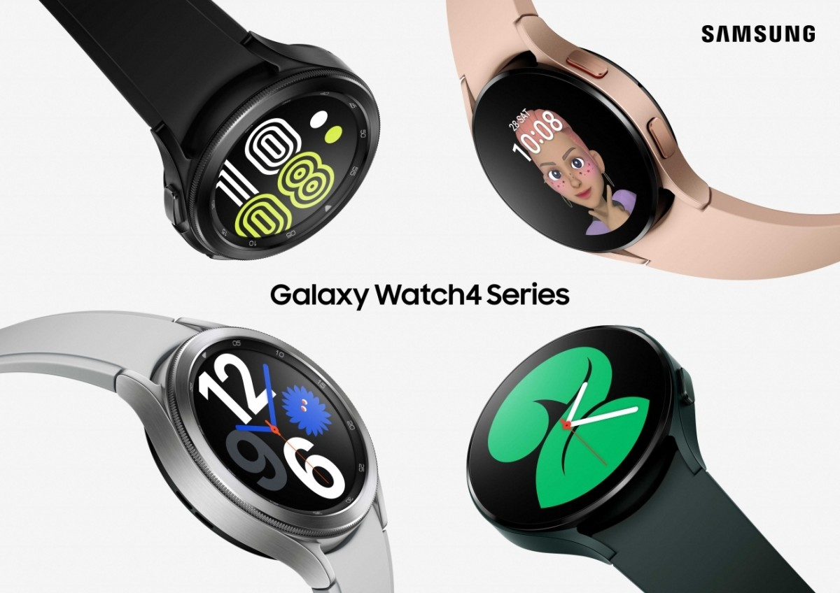 Samsung Galaxy Watch 4 Goes Official With a 5nm Chipset and One UI