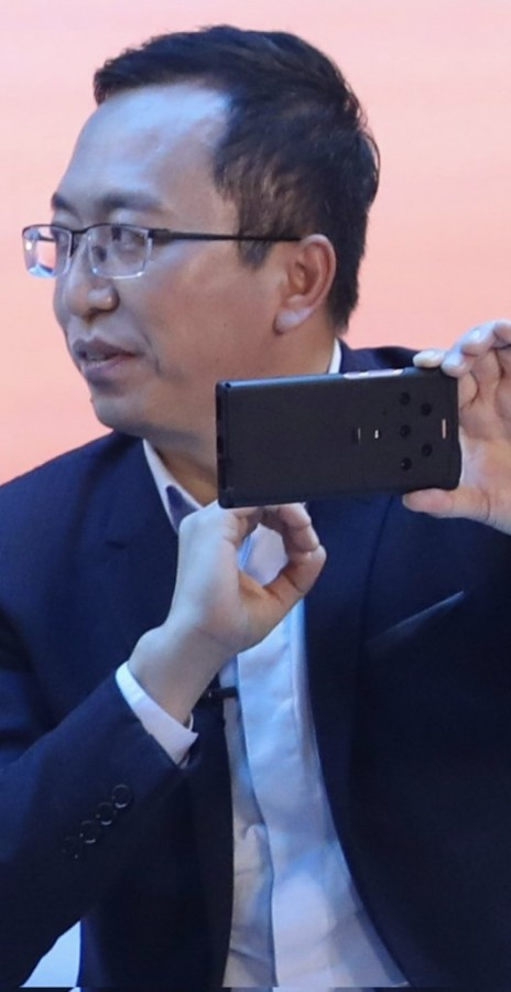 Honor Magic 3 Appears in Official Teaser with 5 Cameras