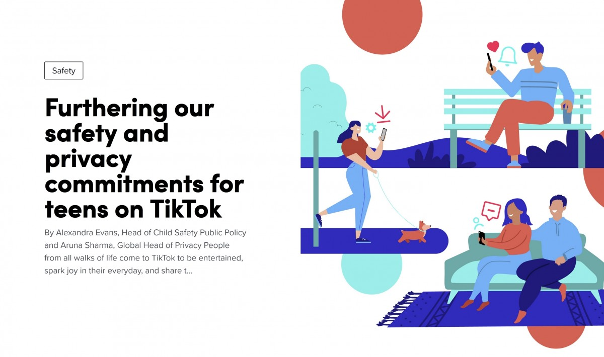 TikTok Introduces New Restrictions for Teenagers