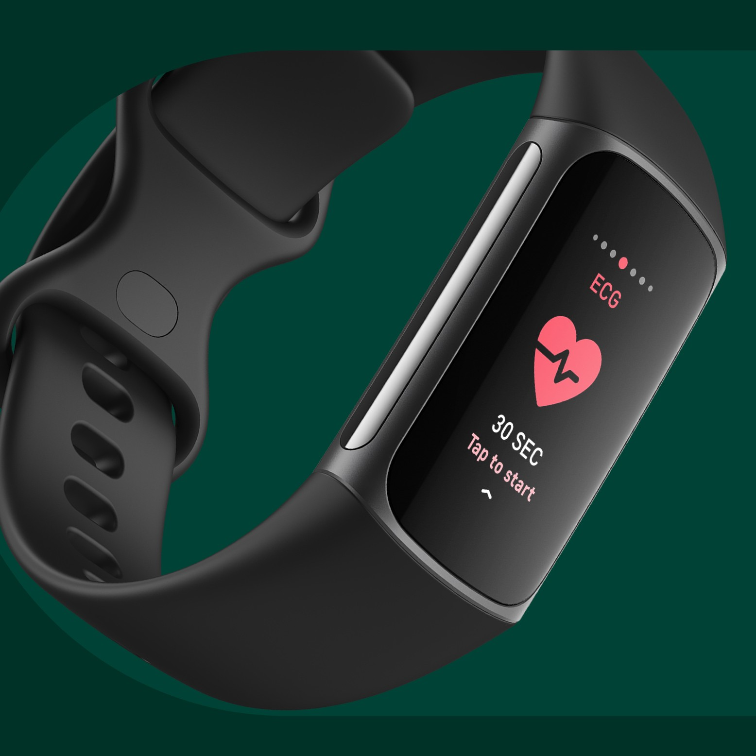 Fitbit Charge 5 Announced With More Sensors, Rounded Design, and Color Screen