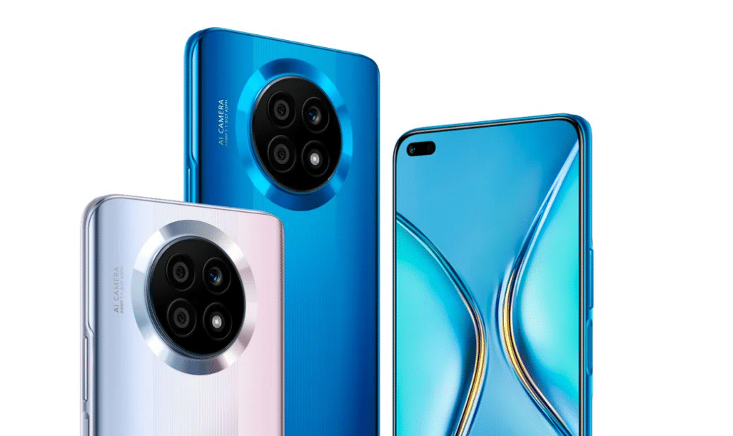 Honor X20 5G Launched With 120Hz LCD Panel And 66W Fast Charging