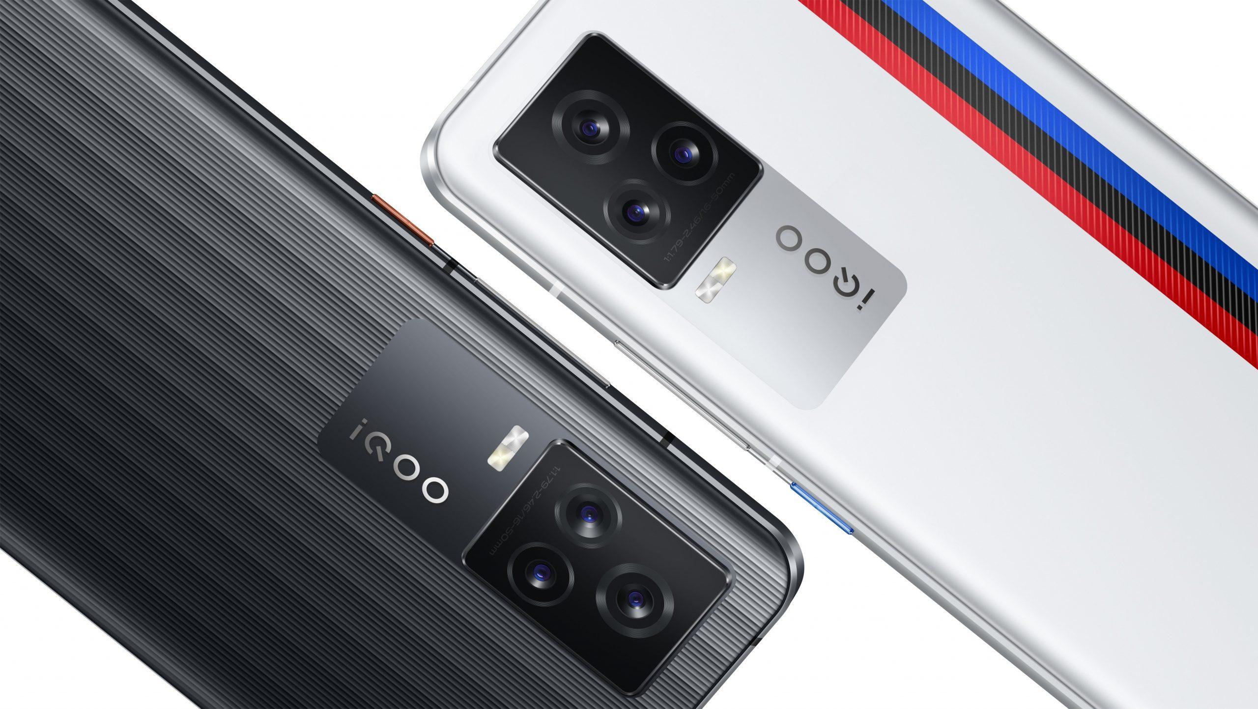 iQOO 8 is Launching Tomorrow With an Ultrasonic Fingerprint Sensor