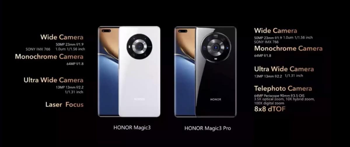 Honor Returns With a Bang to Unveil Flagship Magic3 Lineup With Massive Cameras