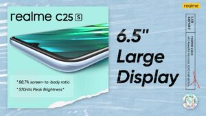 Get yourself a realme C25s – The Best Phone in the 20K Price Range