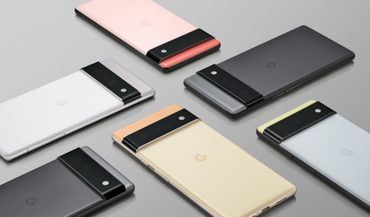 Google Pixel 6 and 6 Pro Rumored to Release on Oct 28