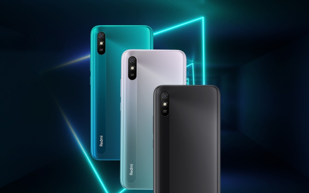 Redmi 9 Gets New Models with Water Resistance and More RAM