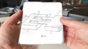 Apple Updates its Foldable iPhone Patent with New Features