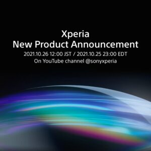 Sony is Launching New Xperia Phones on October 26