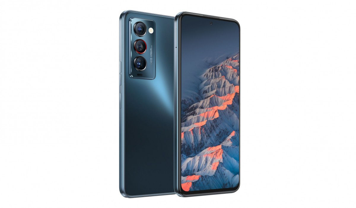 Tecno Camon 18 Premier Launched With 120Hz AMOLED Screen, Top of The Line Cameras