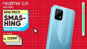 Realme C21 Now Available at an Affordable Price of PKR 17,999