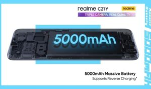 Promising Real Performance, Realme C21Y Set to Excite Fans in Pakistan
